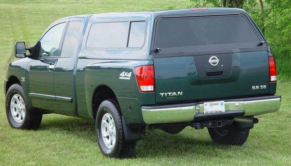 Nissan Titan LTD
