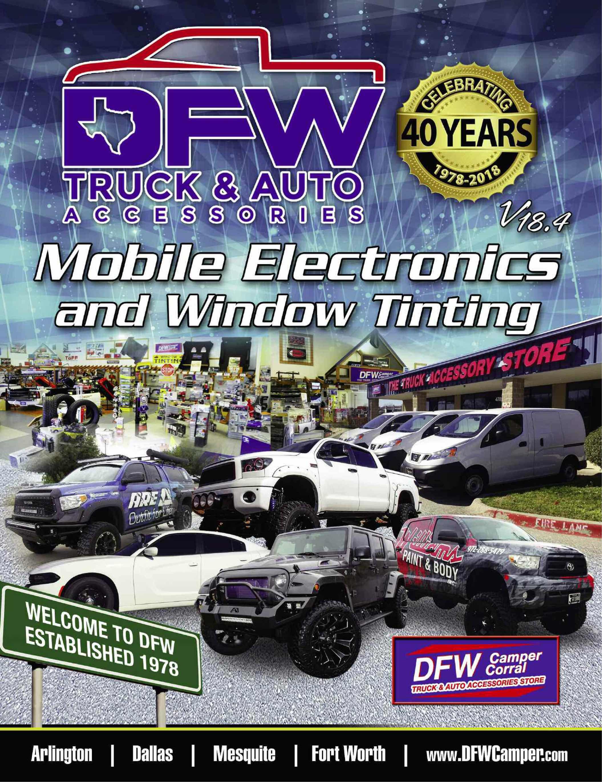Mobile Electronics Catalog